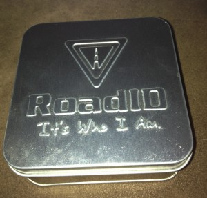It even comes in a nice little tin!